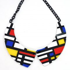 colletto rigido Mondrian