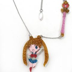 Collana décolleté Sailor Moon